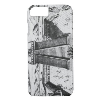 The Templo Mayor at Tenochtitlan iPhone 7 Case