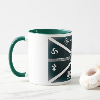 The Ten Celtic Nations Coffee - Tea Mug