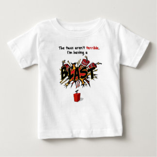 The Terrible Twos Baby T-Shirt