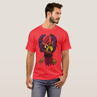 The Terror Bird of Upper Mongolia T-Shirt