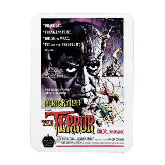 """The Terror"" Magnet"