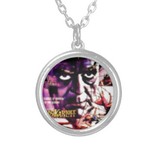 The Terror Silver Plated Necklace