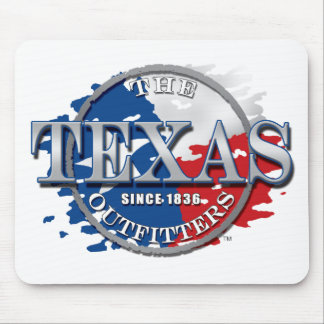The Texas Outfitters Logo Mouse Pad