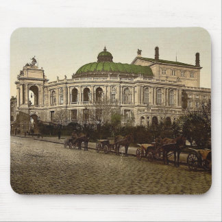 The Theatre, Odessa, Russia, (i.e., Ukraine) class Mouse Pad