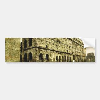 The theatre, Orange, Provence, France classic Phot Bumper Sticker