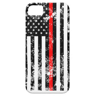 The Thin Red Line Case For The iPhone 5