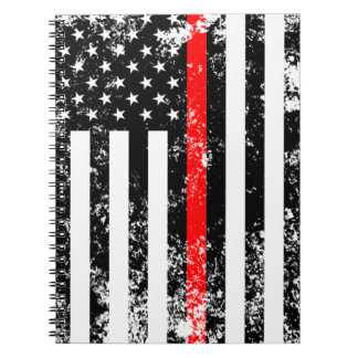 The Thin Red Line Notebook