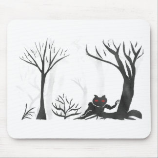 The Thing in the Forest Mouse Pad