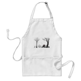The Thing in the Forest Standard Apron