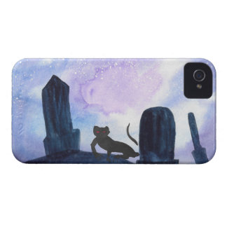 The Thing that Stalks The Graveyard Case-Mate iPhone 4 Case