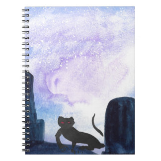 The Thing that Stalks The Graveyard Notebook