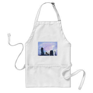 The Thing that Stalks The Graveyard Standard Apron