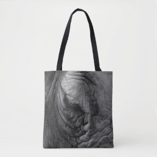 The things Iv'e seen White Rhino Tote Bag