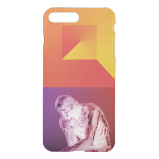 The Thinker #1 iPhone Cover