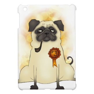 The Third Best Pug iPad Mini Cover