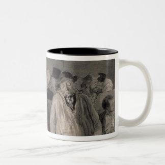 The third class carriage (w/c) coffee mug