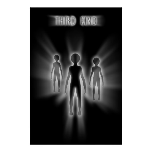 The Third Kind Abduction Poster