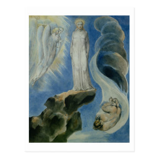 The Third Temptation Postcard