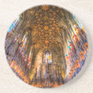 The Thistle Chapel St Giles Cathedral Edinburgh Coaster