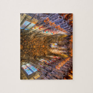 The Thistle Chapel St Giles Cathedral Edinburgh Jigsaw Puzzle
