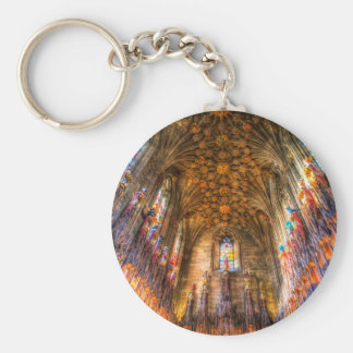 The Thistle Chapel St Giles Cathedral Edinburgh Key Ring