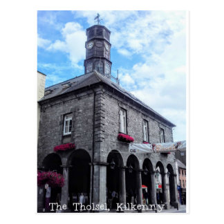 The Tholsel, Kilkenny, Ireland, Postcard
