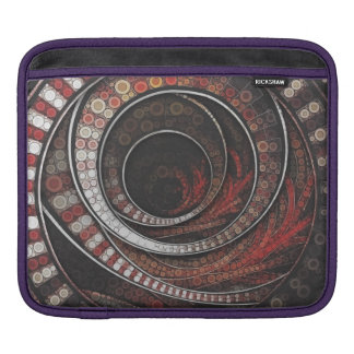 The Thousand and One Rings of the Circus iPad Sleeve