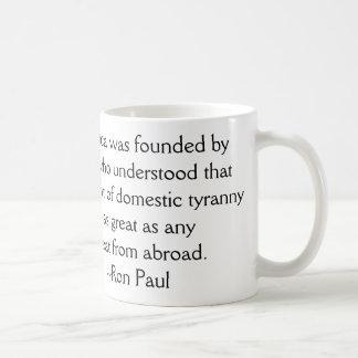 The Threat of Tyranny Mug