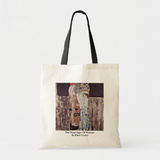 The Three Ages Of Woman By Klimt Gustav Bags