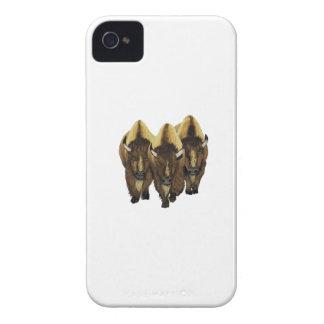The Three Amigos iPhone 4 Case-Mate Case