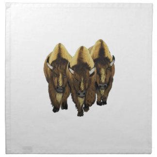 The Three Amigos Napkin