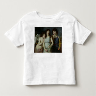 The Three Children of Monsieur Langlois Toddler T-Shirt