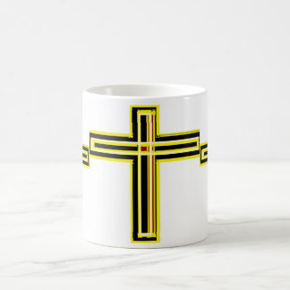 The Three Crosses Mug