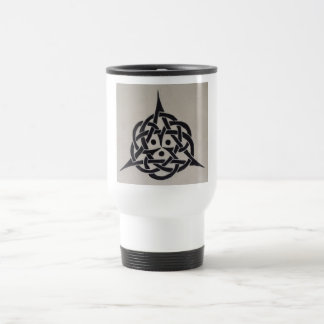 The Three Dot Knot ToGo Stainless Steel Travel Mug
