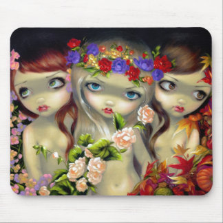 """The Three Graces"" Mousepad"