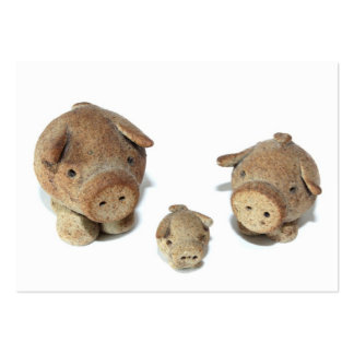 The Three Little Pigs Business Cards