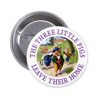 The Three Little Pigs Leave Their Home Button