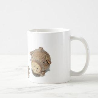 The Three Little Pigs Coffee Mugs