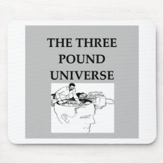 the three pound universe mouse pad