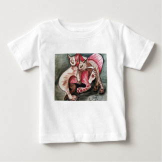 The Three Sad Gatos_result.JPG Baby T-Shirt