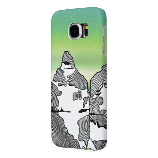 The three sisters BLUE MOUNTAINS AUSTRALIIA Samsung Galaxy S6 Cases