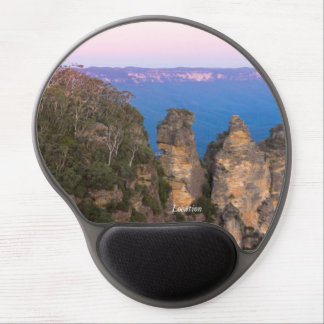 The Three Sisters, Blue Mountains, New South Wales Gel Mouse Pad