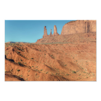 The Three Sisters Photo Print