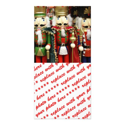 The Three Wise Crackers Photo Card Template