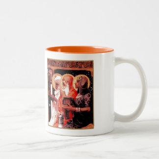 The Three Wise Men. Christmas Gift Mug