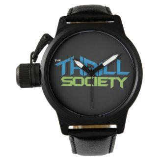 The Thrill Society Logo Watch