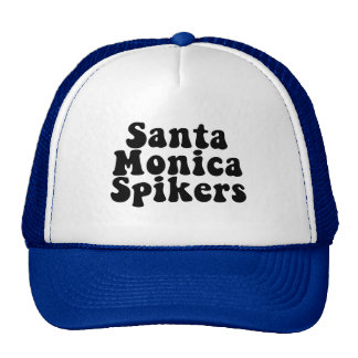 The Throwback Santa Monica Spikers 70's Hat! Cap