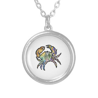 THE TIDE POOLS SILVER PLATED NECKLACE