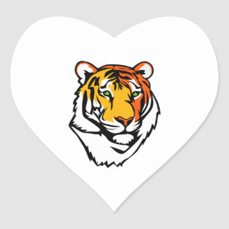 The Tiger Stickers