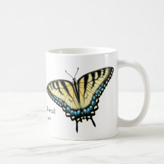The Tiger Swallowtail Butterfly Mug